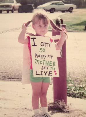 Me live happly