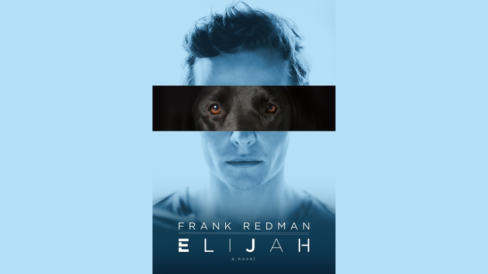 cover photo of Elijah: A Suspense Novel by Frank Redman
